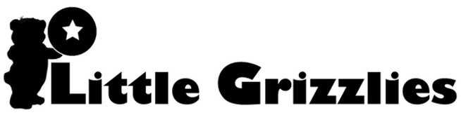 Logo Design: Little Grizzlies Preschool