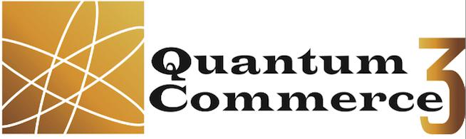 Logo Design: Quantum Commerce 3