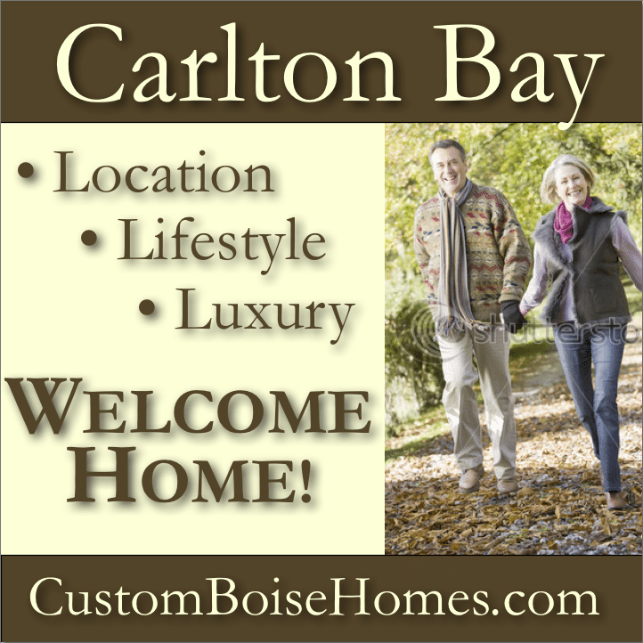 Print Design: Custom Homes Flyer